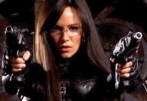 Sienna Miller es La Baronesa