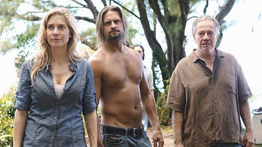 Juliet, Sawyer y Locke