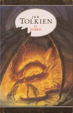 Portada de John Howe para El Hobbit