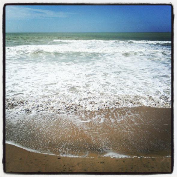 Playa de Santa Catalina (El Buzo, Vistahermosa) El Puerto de Santa María (Cádiz)