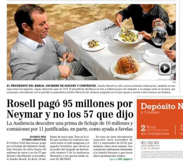 Neymar-95-millones-Barcelona