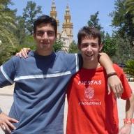 Alvarito y Edu